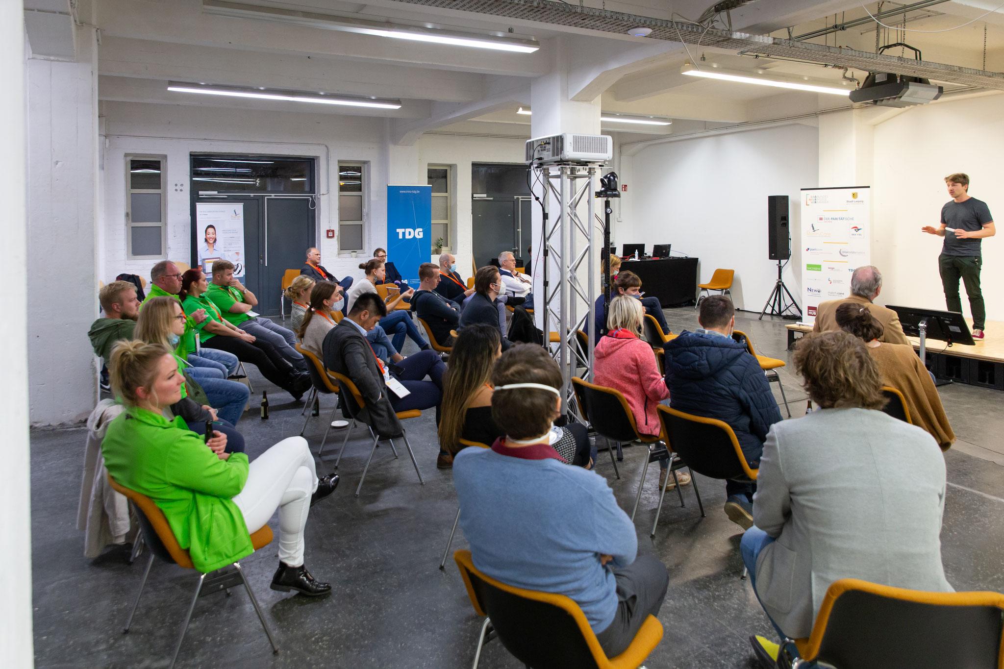 HAP 2020 - Ansprache durch Martin Jähnert