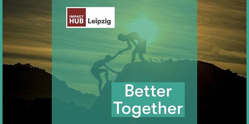 Get Together, um Deine Idee zu pitchen und um Ideen zu unterstützen