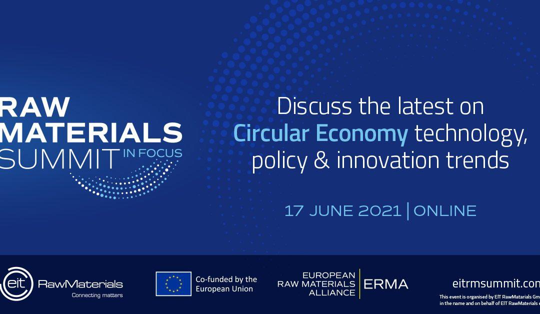 EIT RawMaterials Summit