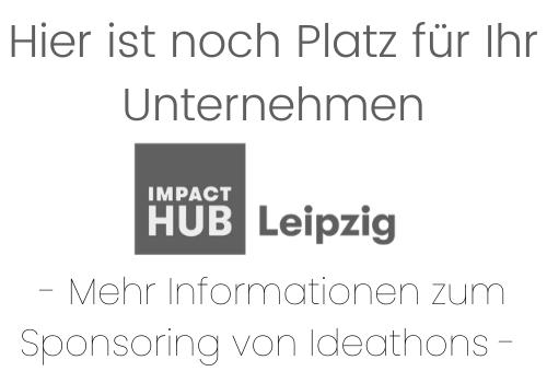 Hackathon-Sponsoring