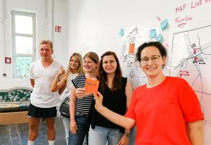 Das Referat Digitale Stadt Leipzig ist begeistert und will die Idee weiterverfolgen